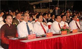 Phú Yên: Kỷ niệm 30 năm tái lập tỉnh và đón nhận Huân chương Độc lập hạng nhất