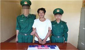 BĐBP Thanh Hóa bắt đối tượng vận chuyển trái phép các chất ma túy