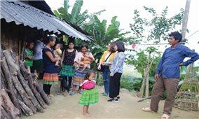 Phụ nữ vùng biên Thanh Hóa: Tăng cường phòng chống bạo lực gia đình