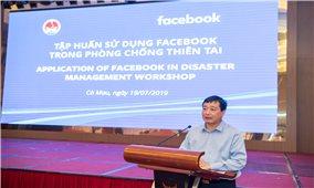 Phát triển ứng dụng mạng xã hội Facebook trong phòng chống thiên tai