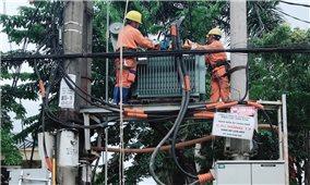EVNNPC: Nỗ lực khắc phục hậu quả cơn bão số 2