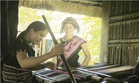 Người phụ nữ Hrê thành lập HTX để tiêu thụ đặc sản cho dân