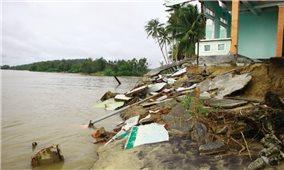 Quảng Ngãi: Người dân mỏi mòn đợi tái định cư