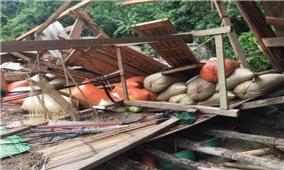 Thanh Hóa: Nhiều bản làng tan hoang sau lũ