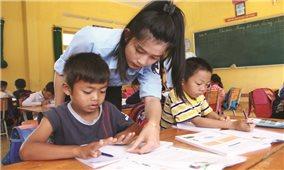 """Mô hình """"Em nói tiếng Việt"""" ở Ninh Thuận"""