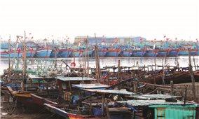 Nghệ An: Ngư dân bám biển vươn khơi