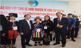 Đại hội đại biểu các DTTS tỉnh Thái Nguyên lần III: Tin tưởng, kỳ vọng vào tương lai