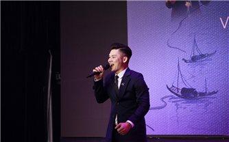 Hàn Minh Tú: Chàng ca sĩ khát khao cống hiến giọng hát vì những cảnh khó khăn