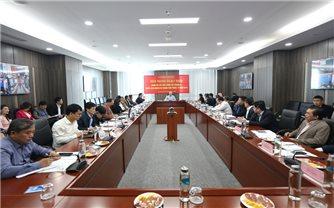 Ủy ban Dân tộc: Hội nghị giao ban đánh giá kết quả công tác tháng 11 triển khai nhiệm vụ trọng tâm tháng 12/2019