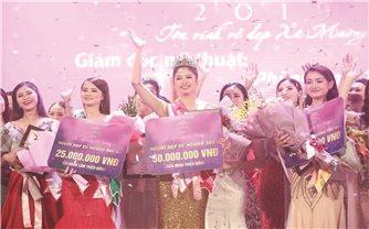 Thí sinh Nguyễn Hàm Hương đăng quang Người đẹp xứ Mường