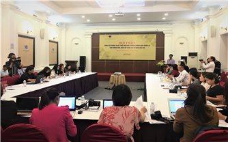 Hội thảo cung cấp thông tin về thực hiện môi trường không khói thuốc lá