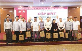 Ủy ban Dân tộc: Gặp mặt Đoàn đại biểu Người có uy tín trong đồng bào DTTS tỉnh Lạng Sơn