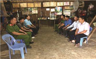 Mường Nhé (Điện Biên): Chủ động nâng cao ý thức chấp hành pháp luật của người dân