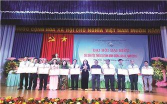 Đại hội Đại biểu các DTTS tỉnh Bình Dương lần thứ III năm 2019