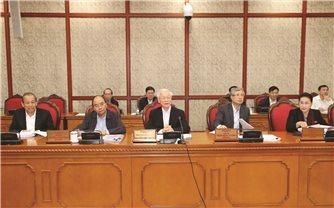 Bộ Chính trị cho ý kiến về Đề án tổng kết 10 năm thực hiện Kết luận số 48 và số 60 của Bộ Chính trị khóa X