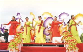Xuân mới ở vùng đồng bào Chăm Ninh Thuận