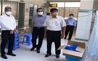 Chống lây lan Covid-19 ở điểm nóng Bình Thuận