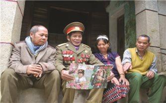 Già làng Alăng Bảy với văn hóa Cơ-tu