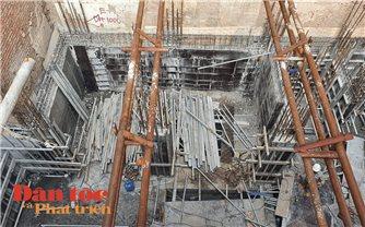 Công trình xây dựng 35 Hàng Bè (Hà Nội): Lộ thông tin xây dựng sai so với giấy phép được cấp