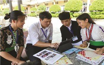 Dự án giúp lan tỏa tiếng nói và chữ viết dân tộc Thái