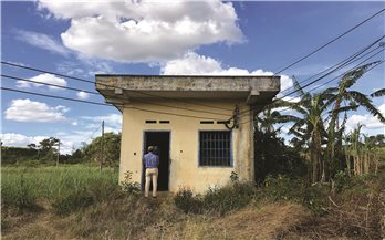 Công trình cấp nước tập trung ở Phù Mỹ (Bình Định): Hoạt động kém hiệu quả, dân khát nước sạch