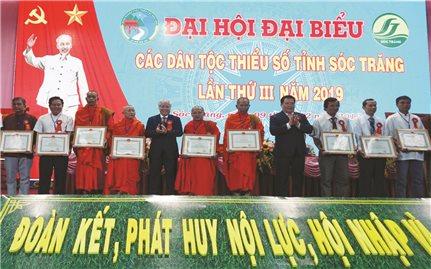 Đại hội Đại biểu các DTTS tỉnh Sóc Trăng lần thứ III