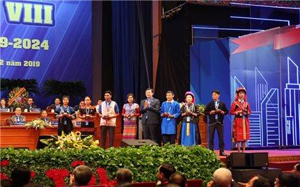 Phiên trọng thể Đại hội Đại biểu toàn quốc Hội Liên hiệp Thanh niên Việt Nam lần thứ VIII