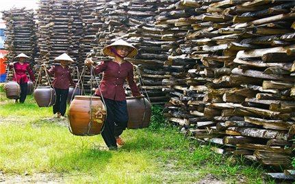Trứ danh làng gốm Phù Lãng