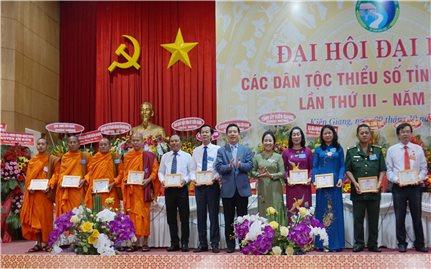 Kiên Giang: Đồng bào các dân tộc thiểu số đoàn kết, đổi mới cùng phát triển