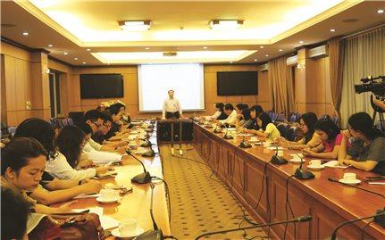 Tọa đàm thông tin, truyền thông về công tác phổ biến giáo dục pháp luật