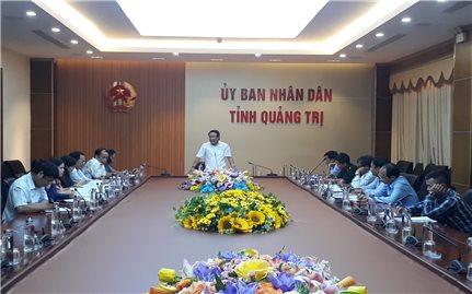 Họp Ban Chỉ đạo Đại hội đại biểu các DTTS tỉnh Quảng Trị lần thứ III