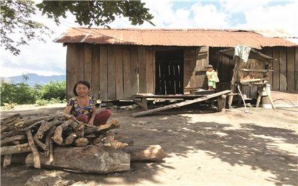 Nút thắt trong giảm nghèo ở Kông Chro