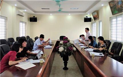 Góp ý Dự thảo Chương trình phối hợp tuyên truyền thực hiện công tác dân tộc, chính sách dân tộc TP. Hà Nội giai đoạn 2020-2030