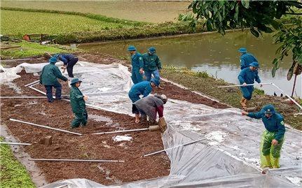 Lào Cai: Mưa đá, giông lốc làm chết 1 người