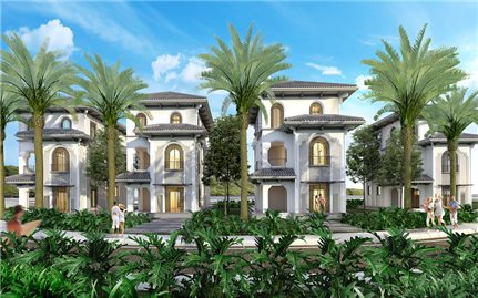 Golden City Resort Cửa Lò Giá trị từ sự khác biệt