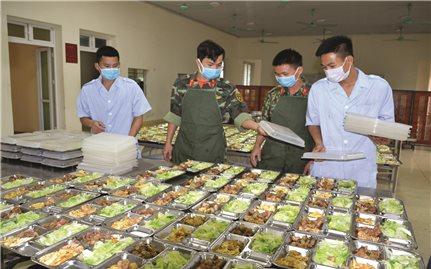 Lào Cai: Giám sát chặt chẽ ATVSTP tại các khu vực cách ly