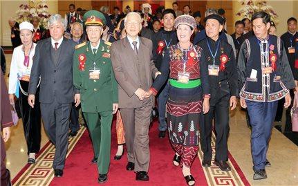 Kế hoạch tổ chức Đại hội Đại biểu toàn quốc các DTTS Việt Nam năm 2020