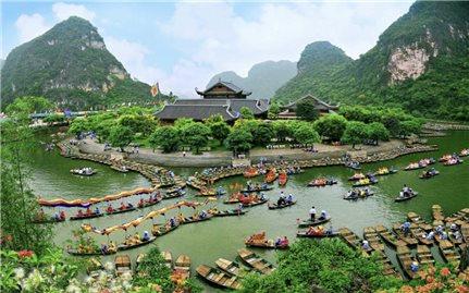 Ninh Bình: Khu du lịch danh thắng Tràng An tạm dừng đón khách 14 ngày