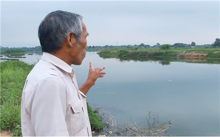 Sông Bồ kêu cứu
