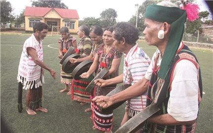 Đăk Nông: Già làng, Người có uy tín giữ gìn bản sắc văn hóa