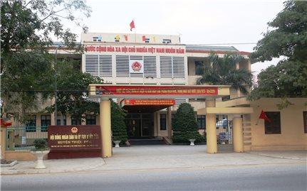 """Thanh Hóa: Bi hài việc huyện """"dọa"""" kiện xã ra tòa"""