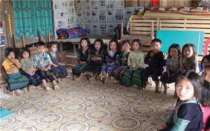 Yên Bái: Đảm bảo đủ ấm cho học sinh vùng cao
