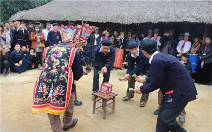 Tết nhảy của đồng bào Dao
