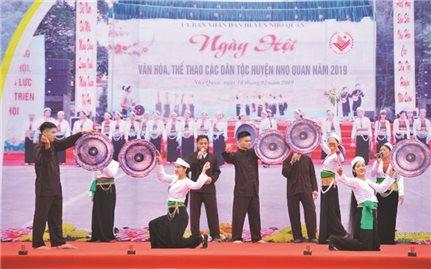 Nho Quan (Ninh bình): Xây dựng không gian văn hóa gắn với phát triển du lịch