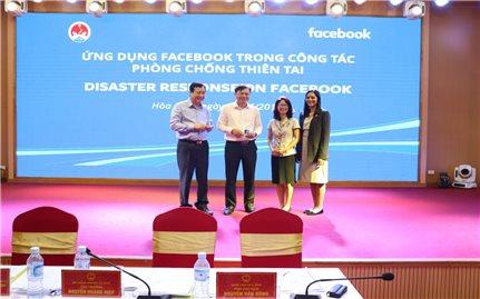 Ứng dụng mạng xã hội Facebook trong phòng chống thiên tai