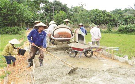 Quảng Bình: Lan tỏa phong trào hiến đất làm đường nông thôn
