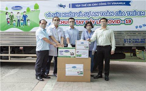 Vinamilk gây quỹ giúp gần 6.000 trẻ em khó khăn