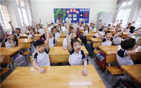 Hà Nội tổ chức đánh giá hiệu quả Đề án Sữa học đường