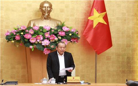 Phó Thủ tướng Thường trực Chính phủ: 8 nhiệm vụ trọng tâm của BCĐ 896