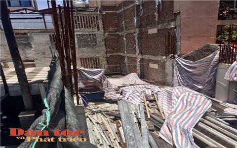 Viết tiếp vụ việc công trình 35 Hàng Bè (Hà Nội): Đi tìm thế lực chống lưng cho sai phạm